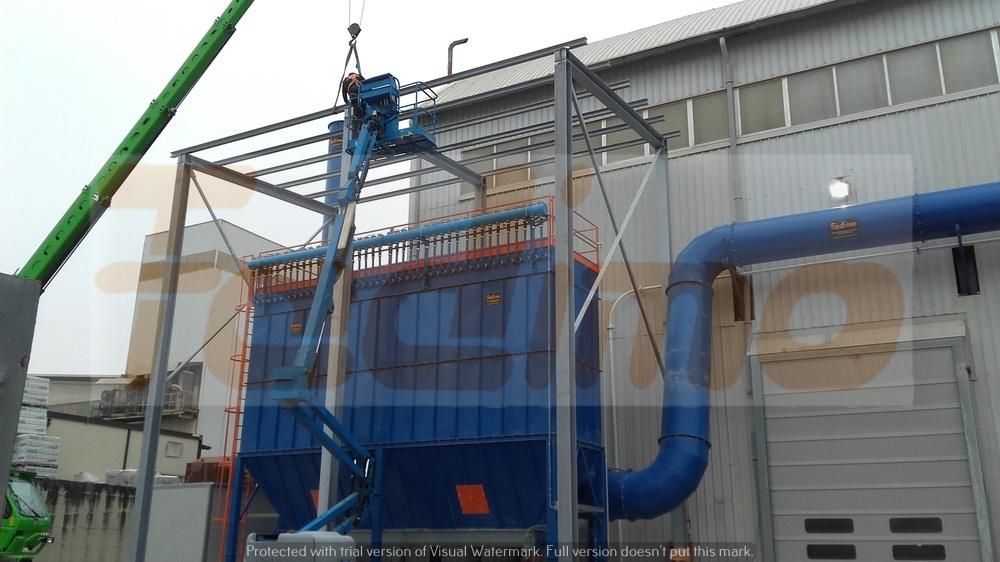 Opere di carpenteria leggera e pesante - 1