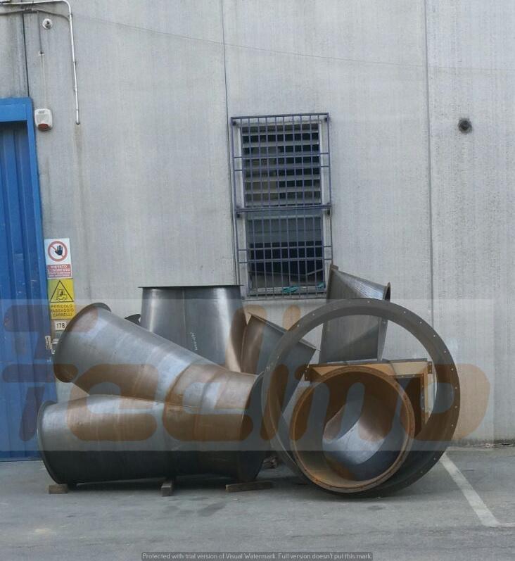 Tubazione in lamiera nera - 3